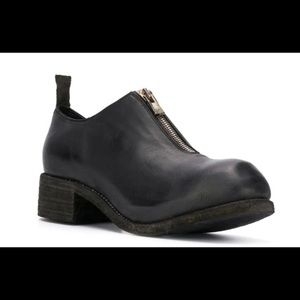 Guidi front zip boots/ shoes